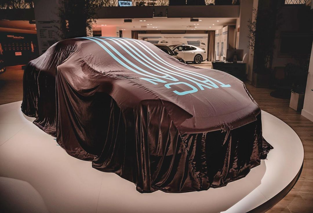 Reveal Car Cover